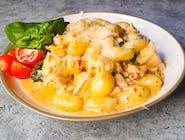 Gniocchi z kurczakiem i serem gorgonzola LUNCH