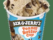 Peanut Butter Cup 100ml Lody o smaku masła orzechowego z cukierkami z masłem orzechowym