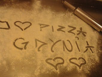 I love Pizza!