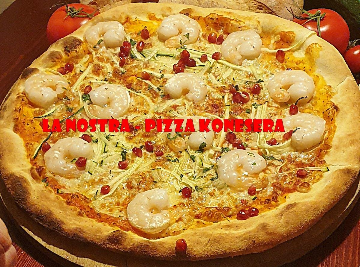 Pizza konesera