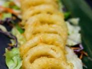 Kalmary w cieście tempura (8szt.)