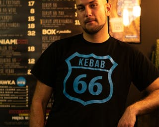 Właściciel Kebab 66