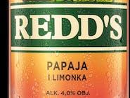 Redd's Papaja i Limonka (dostępne tylko na miejscu)