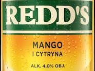 Redd's Mango i Cytryna (dostępne tylko na miejscu)
