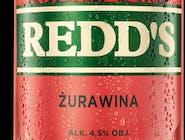 Redd's Żurawina (dostępne tylko na miejscu)