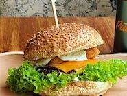 Cheese + frytki ze skórką 160g