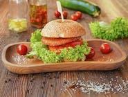 🌱Wegański ziemniaczany + frytki ze skórką 160g
