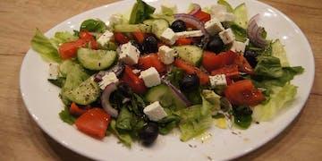 Sałatka ze świeżych warzyw