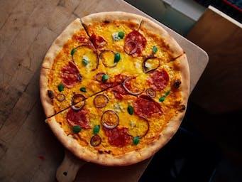 Sezonowa pizza