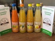 sok ORYGINALNY 100% NFC jabłko-mango