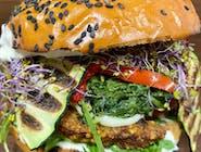 WARZYWNIAK(burger wegetariański)- NOWOŚĆ