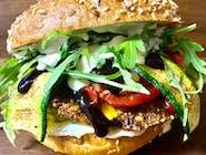 NA WYPASIE ( burger wegetariański ) - NOWOŚĆ !!!