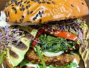 WARZYWNIAK ( burger wegetariański) -NOWOŚĆ !!!