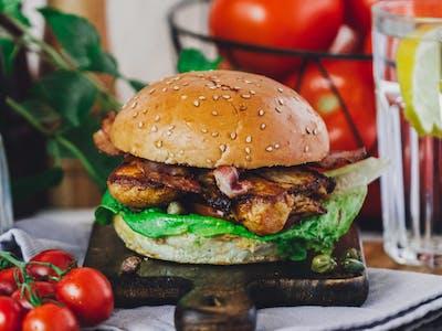 Caesar Burger