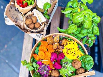 Vege Snack Box