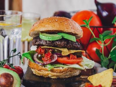Mexico burger
