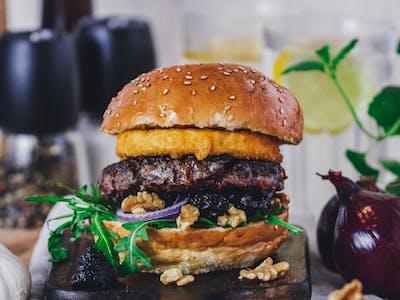 Gorący Francuz Burger