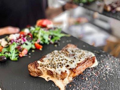 New York Steak (zestaw)