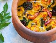 29. Krewetki curry