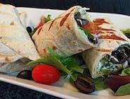 23. Tortilla wegetariańska