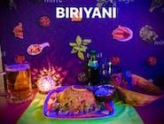 86. Warzywa Biriyani