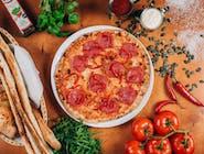 Pizza Alla Romana - 11. Pizza Diavola