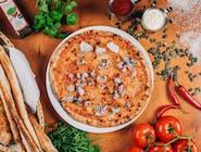 Pizza Alla Romana - 12. Frutti di Mare