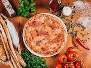 Pizza Alla Romana - 10. Prosciutto