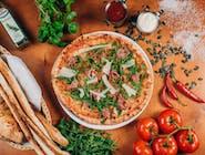 Pizza Alla Romana - 9. Prosciutto Crudo
