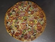 Pizza Mexicana Premium 500gr.
