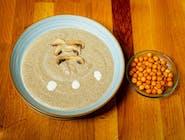 Supă cremă de ciuperci și crutoane