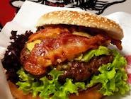Burger Avocado Bacon