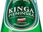 Woda gazowana Kinga Pienińska 0,33 l