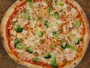 24. Pizza Pollo broccoli