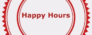 Happy Hours od Poniedziałku do Piątku w godzinach 11-15