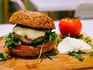 FITburger z pesto