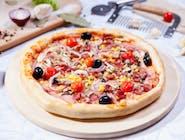 Pizza Cupidon (cu bordură de brânză)