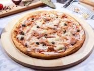 Pizza Somon-Fume