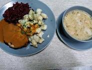 D5 Danie dnia  z zupą