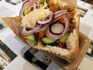 K3 Kebab w bułce MAŁY