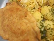 zo2  Filet z kurczaka z zupa dnia