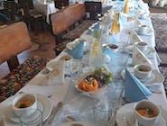 uroczystość rodzinna - Wysogotowo ( sala do 40 osób )