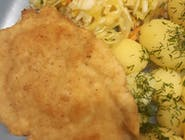 ZO2 filet  z kurczaka + zupa
