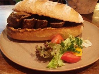 zraziki wołowe w chlebku