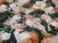 84 Spinaci e formaggio feta