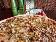 72. Kebab Sky Pizza