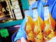 Sok jabłkowy Sady Rajewscy <3 Jabłka w butelce!