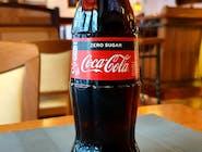 Coca Cola ZERO Szklana butelka :)