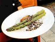 Pieczone szparagi (Do samodzielnego przygotowania)