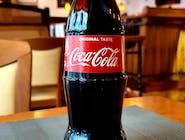 Coca Cola Original Taste Szklana butelka :)